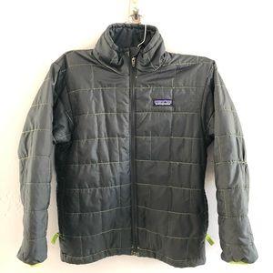 Kids Patagonia Nano-puf jacket